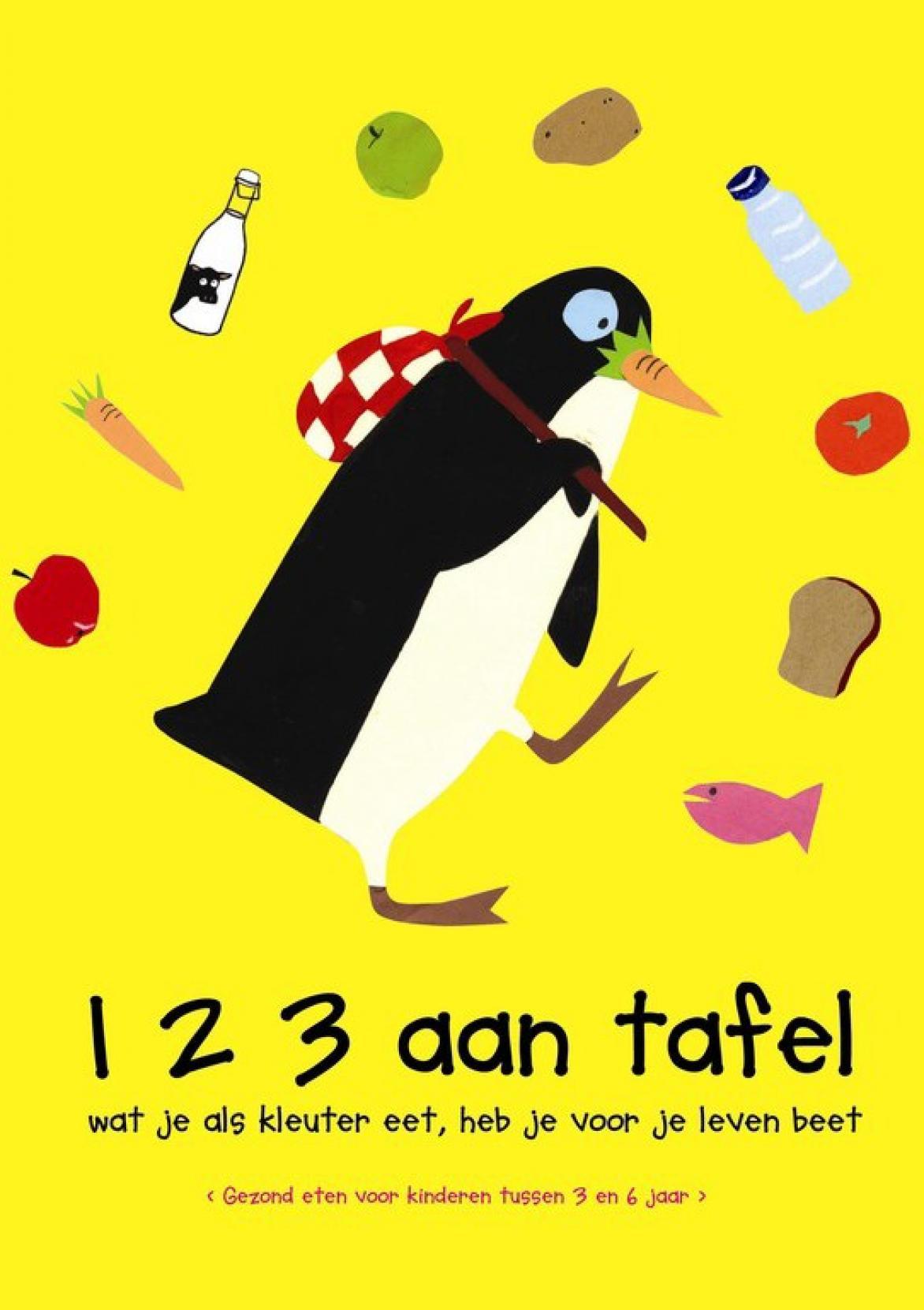 Kleurplaten Over Gezond Eten.123 Aan Tafel Gezond Eten Voor Kinderen Tussen 3 En 6 Jaar