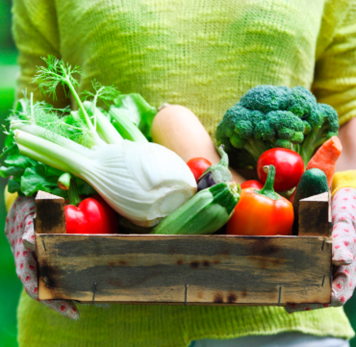 Fonkelnieuw De voordelen van seizoensgroenten en -fruit   Voedingsinfo NICE KA-73