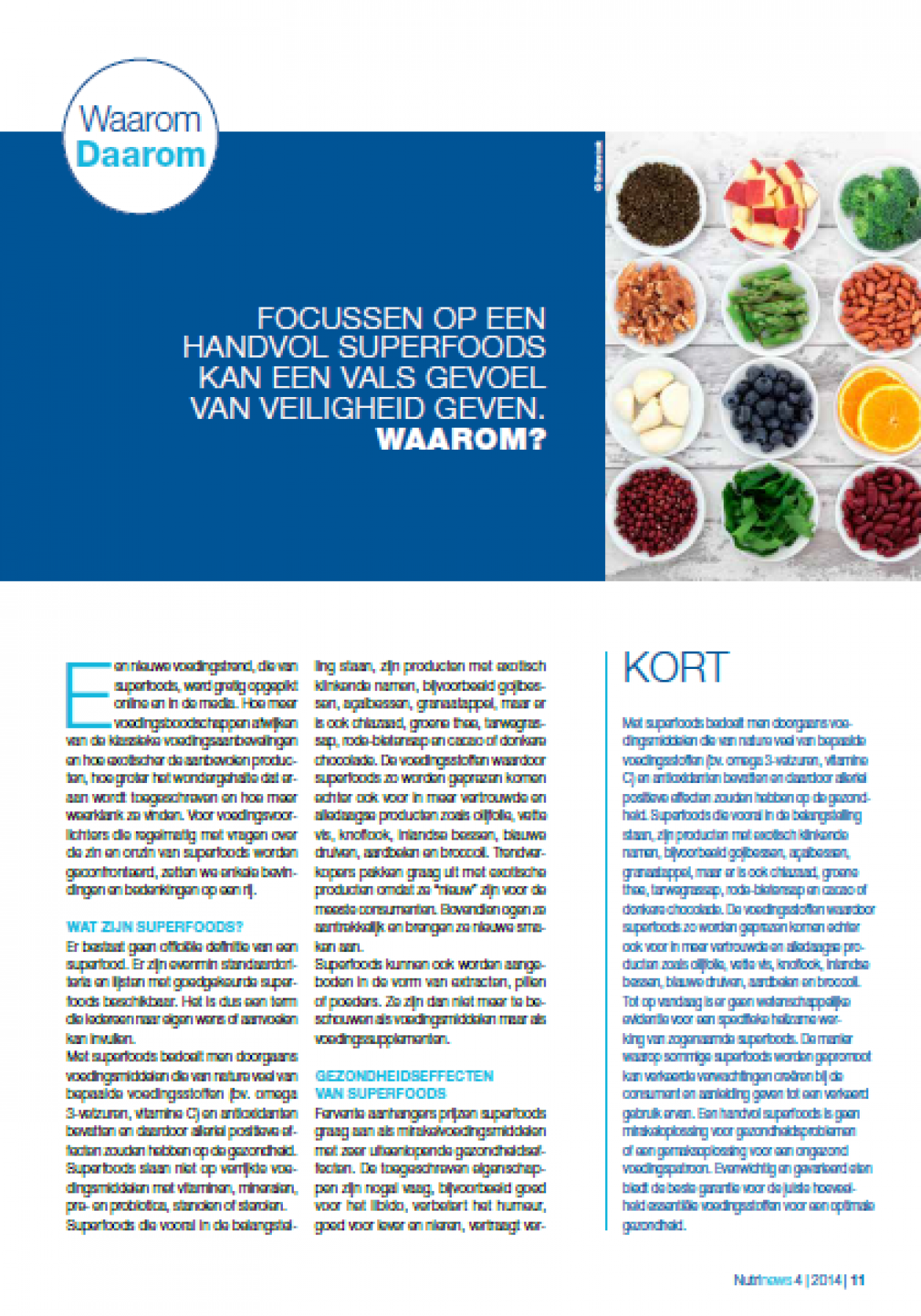 Cover_Focussen op een handvol superfoods