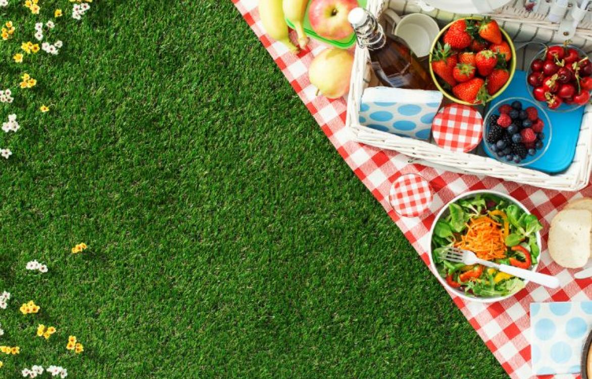 Gezonde picknick tips
